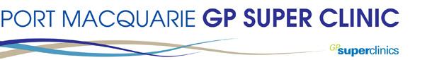 PM GP Super Clinic logo