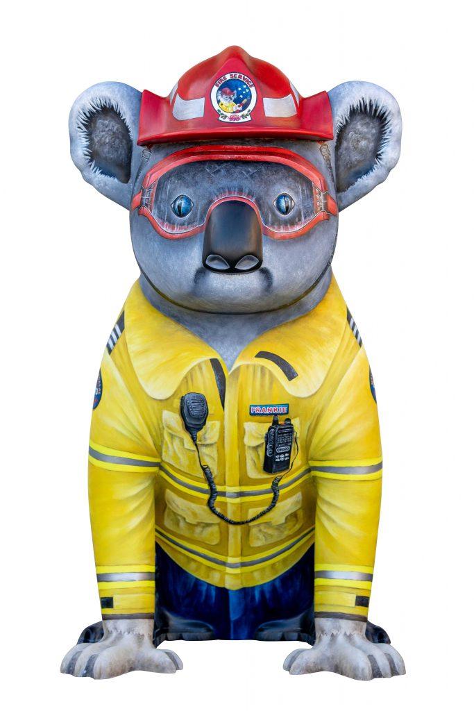 Frankie Firefighter